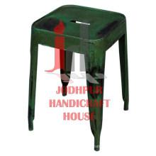 Iron Bar Industrial stool