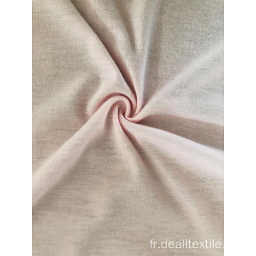 Tissu interlock double face 100% polyester