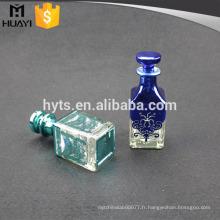 Bouteille en verre de diffuseur décoratif de reed de 150ml