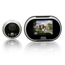 Écran de 3,5 pouces à écran numérique avec porte-sonnette