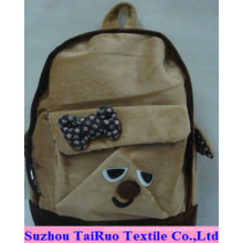 100% Poly Micro Suede for Lady Bag Fabric