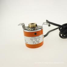 Jxh-G8l1000 (connecteur de 5 bornes) Encodeur rotatoire pour des pièces de rechange de machines de broderie