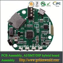 carte PCB pcba carte vidéo pcba carte de circuit pour la sécurité sans fil