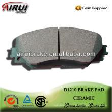 D1210 Bremsenteile toyota Matrix FREIER VERSCHIFFEN Bremsenauflage