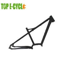 Quadro máximo da liga de alumínio do motor de movimentação 8FUN para a bicicleta gorda da neve