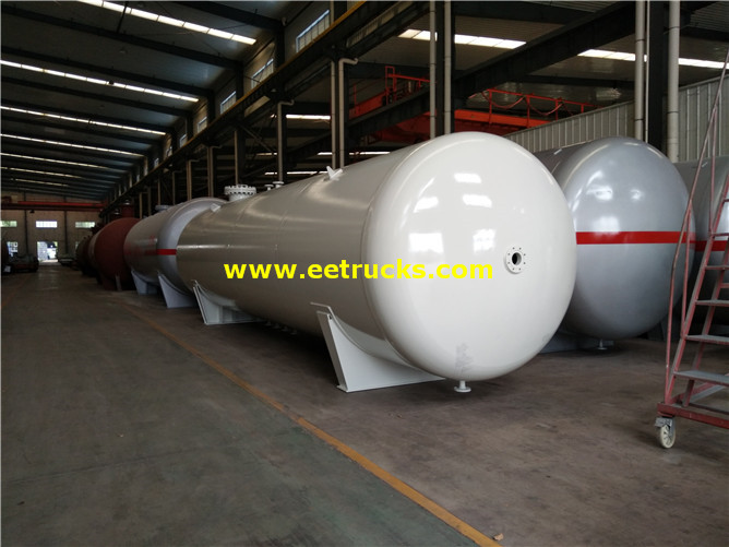70000 Litres Anhydrous Ammonia Gas Tanks