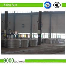 Высококачественный алюминиевый стержень 9,5 мм, одобренный IEC
