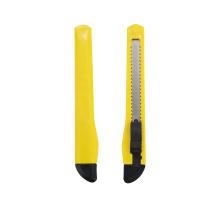Универсальный нож премиум-класса с пластиковой рукояткой 9 мм
