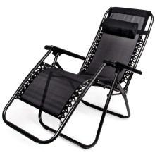 Textilene Zero Gravity Outdoor Folding Lounge Chair