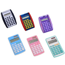 8 Digits Pocket Calculator with Plastic Cover