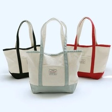 Canvas Tote Shopping Bag