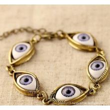 Evil Eye Anti Plating Bracelet (XBL13489)