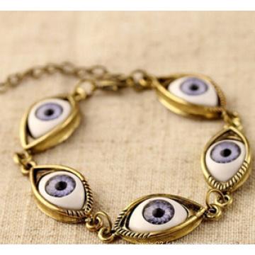 Bracelet anti-placage oeil mauvais (XBL13489)
