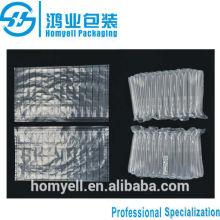 end caps air tube bag for toner cartridge HP3909,self sealing air buffer bag,air cushion packaging