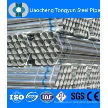 Ms hot dip galvanisiert beste Qualität Anti-Korrosions-Stahlrohr