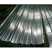 Hoja de acero para techos
