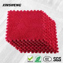 Hohe qualität EVA kinder soft play schwamm gummi puzzle ineinandergreifenden wohnzimmer bodenmatte, rutschfeste eingang teppich matte