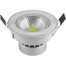 5W COB 220V White LED Ceiling Light