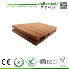 Wood Plastic Composite Landscape and Garden Decking Floor