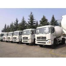 caminhão betoneira com LHD