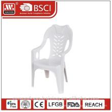 2015 le nouvelle chaise de conception en plastique avec bras / confortable chaise