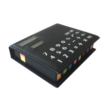 8-Digits Notepad Calculator avec Colorful Memo Pad