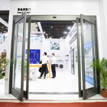 automatic emergent exit panic door for shopping malls T12