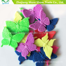 Plastikmagie-Wasser-wachsendes Schmetterlings-Kind spielt für Spaß