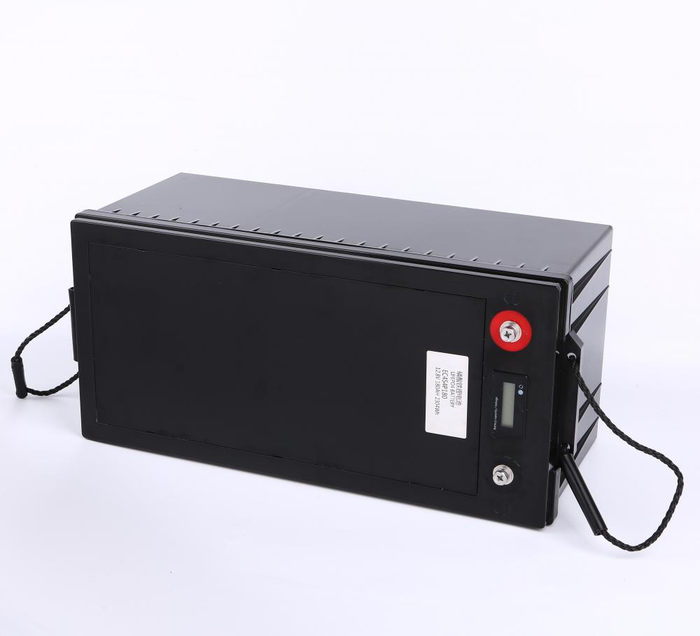 Batterie Lithium Ion Rechargeable 12v