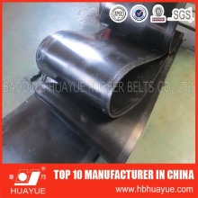 Ep450/3 Rubber Conveyor Belt Quarry Rubber Belt