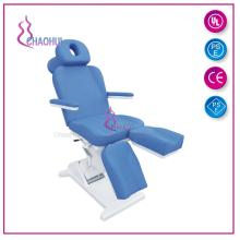 Hot Selling Electric Blue Facial SPA Massage Beds