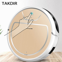 Robot Vacuum Cleaner Home Smart Ultra-Thin Automatic Vacuum Cleaner Scrub Mopping Floor Sweeping Machine