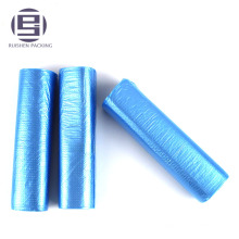 Cheap blue plastic garbage rubbish bags