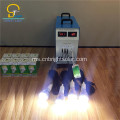 MIni kit lampu solar Dengan mentol LED