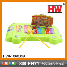 Funny Baby musical toy Piano mini kids toys plastic musical instruments