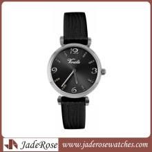 Großhandel mit hoher Qualität wasserdichte Uhr hohe Qualität mit Leder Uhr