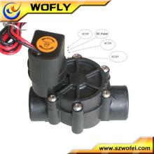 DN20 water 6-20VDC latching solenoid valve 220v ac 3/4