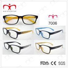 Tr90 Optical Frame for Men Fashionable (7006)