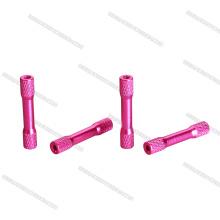Passador para degraus de alumínio / texturizado / espaçador / de pilar