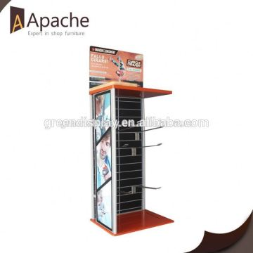 Reasonable & acceptable price fashion gift bag display stand