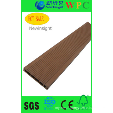 WPC Ecotech Composite Decking, CE, RoHS, ISO9001, ISO14001)