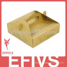 2013 delicado de alta calidad de cartón joyas regalo bolsa al por mayor