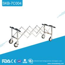 SKB-7C004 Cheap Folding Stretcher Church Cart Trolley