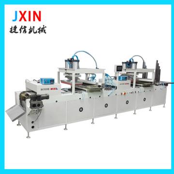 Equipamento automático de impressão de almofadas para impressão de régua de plástico