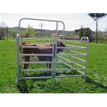 Новые виды оцинкованных сильных панелей крупного рогатого скота / / Welde Wire Panels / Скотч-панели / Легкая ручка и установка временного скотного щита