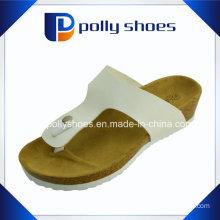 Womens T-Strap Sandals Open Toe Flip Flops Slip on Thongs