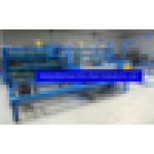 Máquina de esgrima de alambre de red de desgaste automático