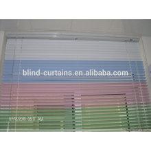 Durable aluminum louver blinds