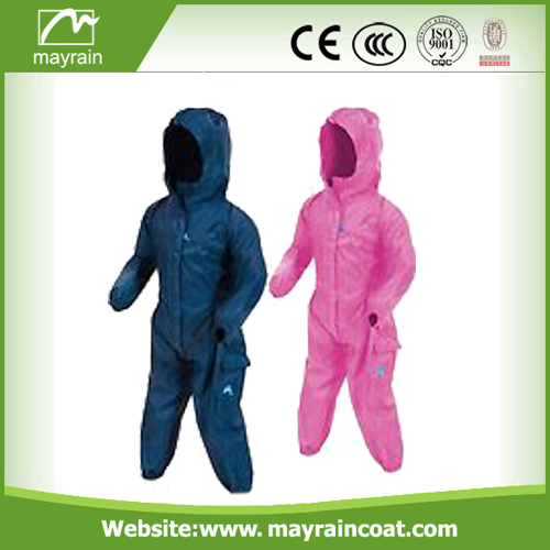 Cheap Customized Polyester Rainsuit