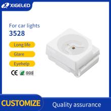 Las luces LED SMD llevaron cuentas de lámpara de parche 3528